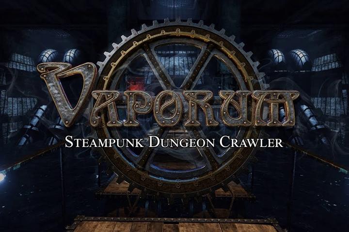 Vaporum: il dungeon crawler in prima persona arriverà ad aprile su console!