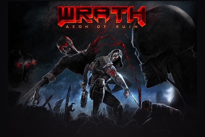 WRATH: Aeon of Ruin annunciato per PC e console!