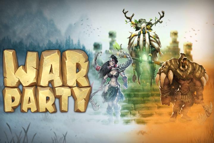 Warparty: lo strategic game in tempo reale arriverà il 28 marzo su PC e console!