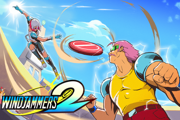 Windjammers 2 si mostra in un nuovo gameplay trailer!