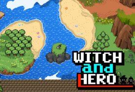 Witch & Hero: il GdR d'azione arriverà il 21 marzo su Nintendo Switch!