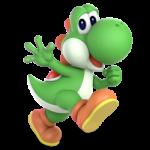 Yoshi su Super Smash Bros. Ultimate