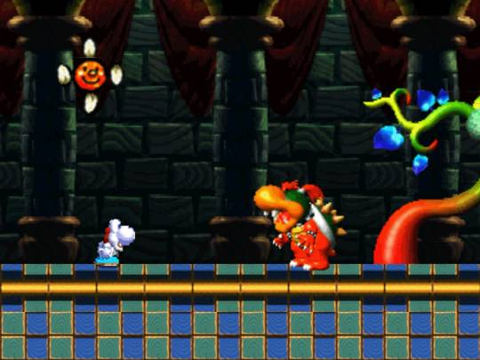 Yoshi's Story gameplay 2