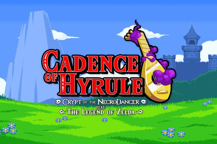 Rivelata la data d'uscita e il prezzo di Cadence of Hyrule!
