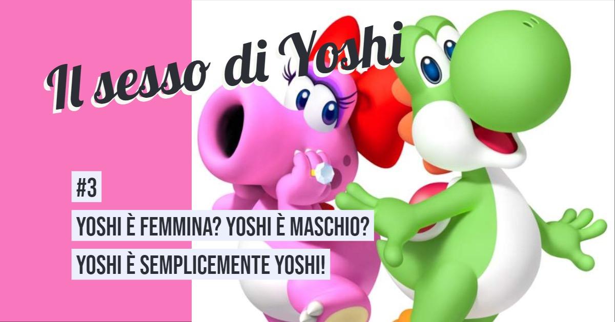 Curiosità su Yoshi 3