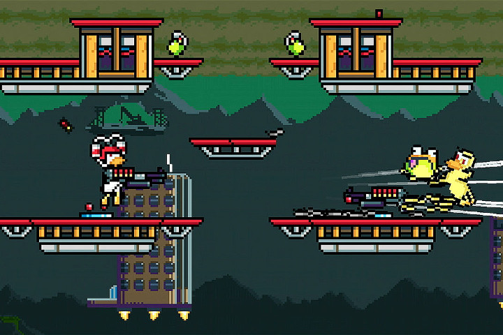 Duck Game, di Adult Swim games e Landon Podbielski, in uscita per Nintendo Switch!