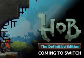 Hob: The Definitive Edition annunciato per Nintendo Switch ad Aprile; conversione di Panic Button!