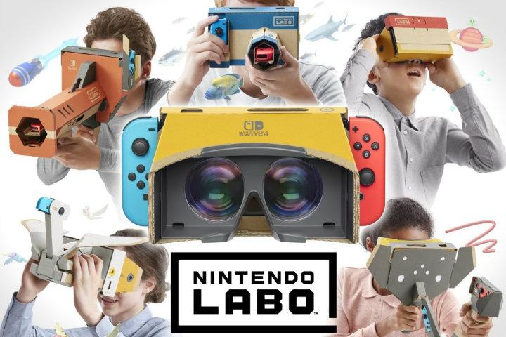 Nintendo Labo Toy-Con Kit VR: Lo abbiamo provato!