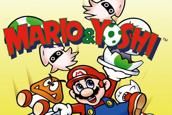 Mario & Yoshi – Sessantaquattresimo Minuto