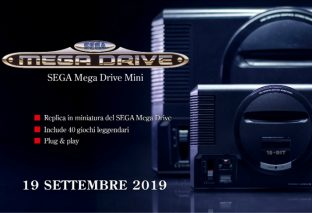 Svelati 10 nuovi giochi del Mega Drive Mini