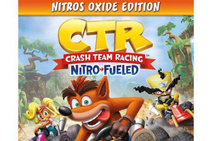 Ctr: Nitro Fueled Nitros Oxide Edition