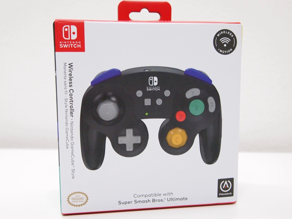 PowerA Wireless Controller