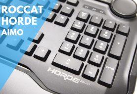 """Roccat Horde AIMO: la prima tastiera con tasti """"Membranical"""" - Recensione"""