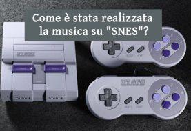 """Come è stata realizzata la musica su """"SNES""""?"""
