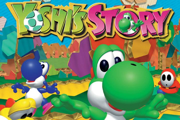 Yoshi's Story – Sessantaquattresimo Minuto