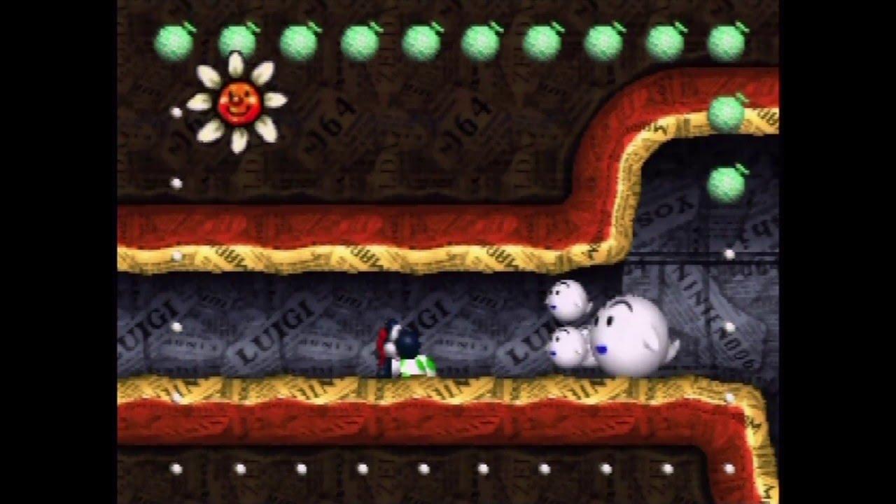 yoshi's story gameplay 3