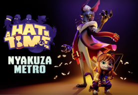 A Hat in Time, il DLC Nyakuza Metro arriverà anche su Nintendo Switch!
