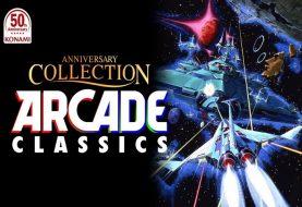 L'Arcade Classics Anniversary Collection di Konami è arrivata su PC e console!