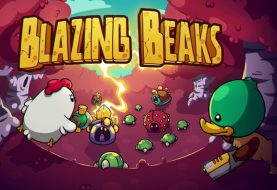 Blazing Beaks: lo sparatutto roguelite arriverà il 10 maggio su Steam e Nintendo Switch!