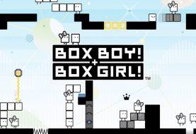 BOXBOY! + BOXGIRL! è finalmente arrivato sull'eShop di Nintendo Switch!