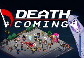 Death Coming: il puzzle game arriverà il 25 aprile su Nintendo Switch!