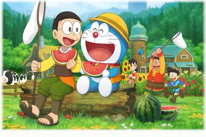 Doraemon Story of Seasons – Recensione