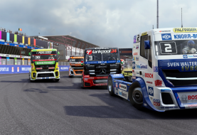 FIA European Truck Racing Championship si mostra in un nuovo video gameplay!