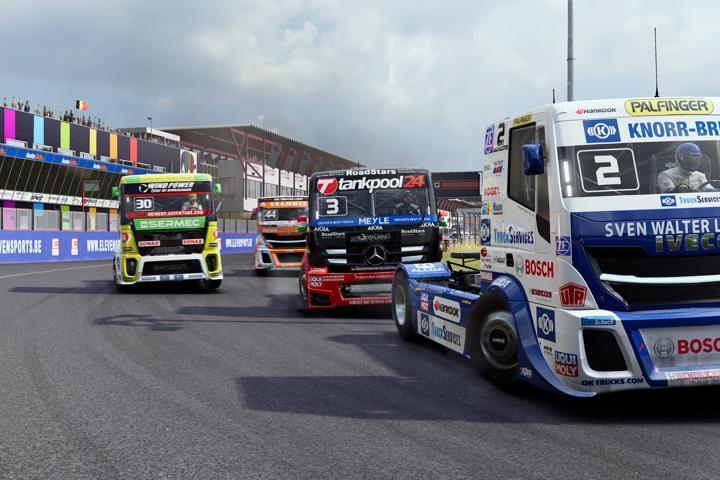 FIA European Truck Racing Championship si mostra in un nuovo video gameplay!