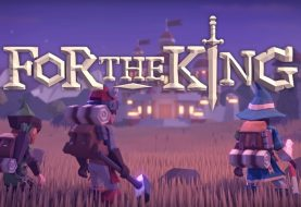 For the King: il GdR roguelike arriverà tra il 7 e 10 maggio su console!
