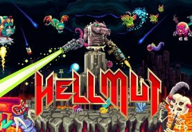 Hellmut: The Badass from Hell, lo sparatutto dungeon crawler arriverà il 3 maggio su Nintendo Switch!