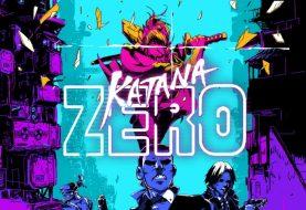 Katana ZERO: il platform d'azione è arrivato su Steam e Nintendo Switch!