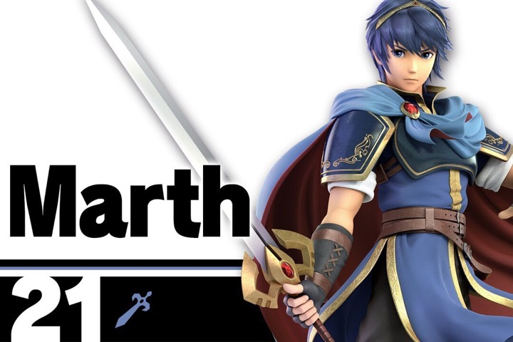 Ultimate Stories – Marth
