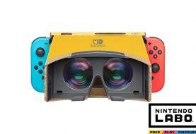Nintendo Labo Kit VR: montiamo e proviamo il Visore VR!