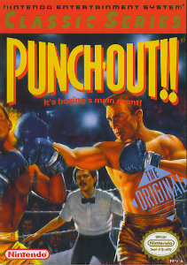 Punch-Out!! boxart