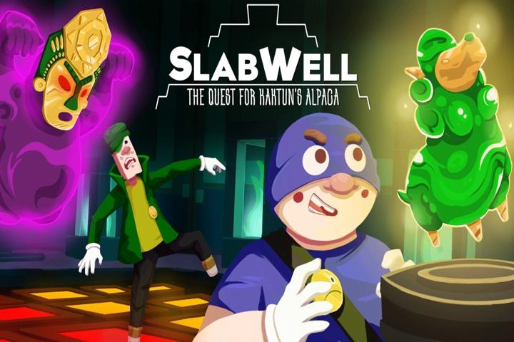 SlabWell: The Quest for Kaktun's Alpaca su Nintendo Switch, i nostri primi minuti di gioco!
