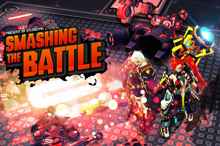 Smashing The Battle – Recensione