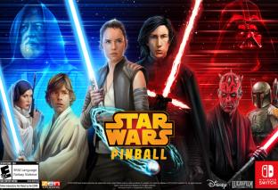 Star Wars Pinball è arrivato su Nintendo Switch!