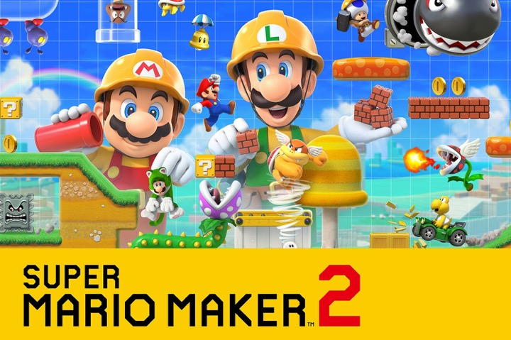 Super Mario Maker 2 è finalmente disponibile!