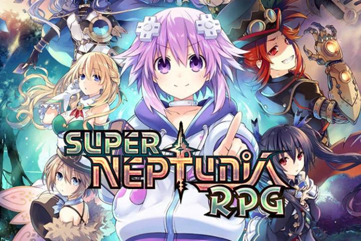 Super Neptunia RPG arriverà in Europa d'estate su Steam, Nintendo Switch e PS4!