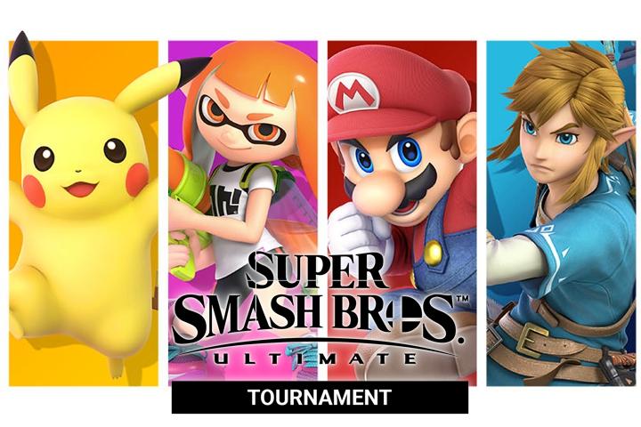 Super Smash Bros. Ultimate Tournament: la sesta tappa è in arrivo a Fiumicino!