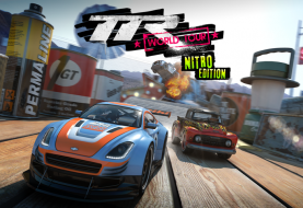 La redazione si sfida in Table Top Racing: World Tour – Nitro Edition