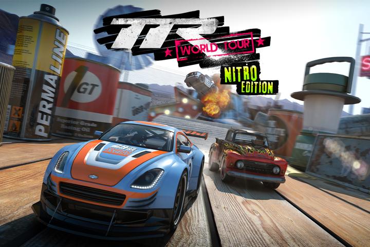 Table Top Racing: World Tour – Nitro Edition correrà il 1 maggio su Nintendo Switch!