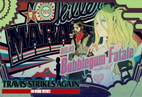 Travis Strikes Again: No More Heroes, è arrivato il DLC Bubblegum Fatale!