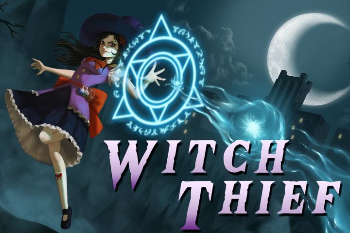 Witch Thief: lo sparatutto bullet hell arriverà il 19 aprile su Nintendo Switch!
