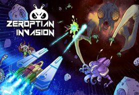 Zeroptian Invasion arriverà tra oggi, 24 aprile, e il 26 aprile su console!