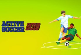 Active Soccer 2019: il calcistico made in Italy arriva su Switch