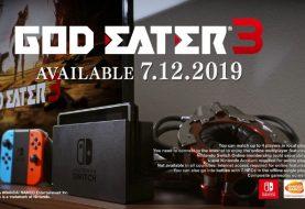 Bandai Namco annuncia God Eater 3 per Nintendo Switch!