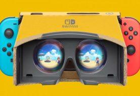 I contenuti VR di Super Mario Odyssey saranno giocabili anche senza il Visore Labo