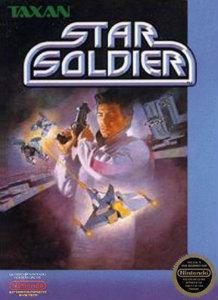 Star Soldier boxart