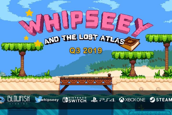 Whipseey and the Lost Atlas Swings in arrivo su Console e PC nel terzo trimestre 2019!